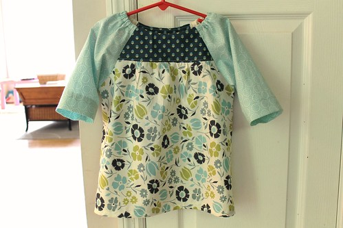 class picnic blouse for B