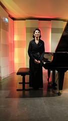 Concierto  pianista mexicana Leticia Gómez-Tagle en Austria