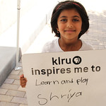 KLRU inspires me to... learn and play.