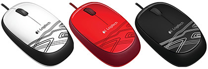 Logitech M105, available in May (S$16).