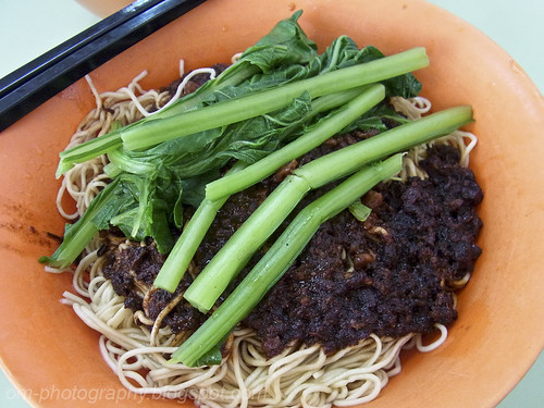 Soong Kee noodle with minced pork R0017471 copy