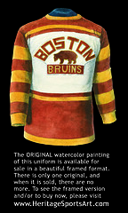 c09c4896f Boston Bruins 1928-29 jersey artwork | This is a highly deta… | Flickr