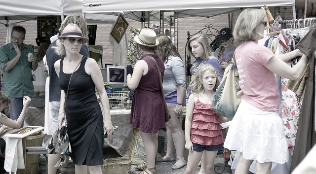 City Flea June