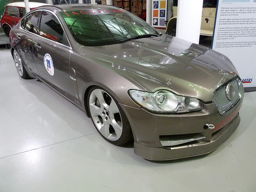 Jaguar XF-R - Worlds Fastest Jaguar