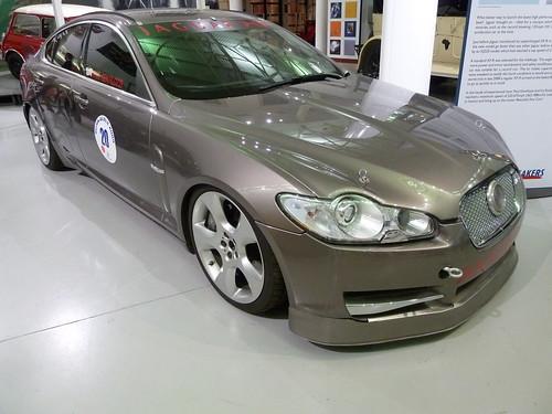 Jaguar XF-R - Worlds Fastest Jaguar
