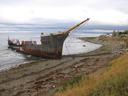 El barco hundido 1