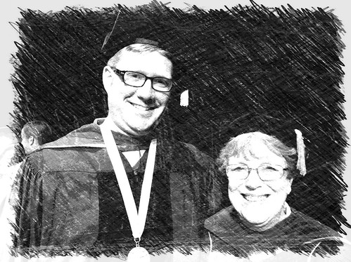Dr Wesley Fryer and Dr Peggy Johnson, Texas Tech University