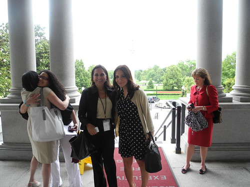 Latina- Bloggers- At-The- White-House