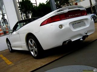 Mitsubishi Eclipse GS-T Spyder