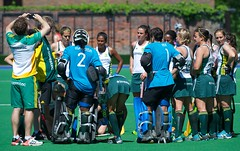 International Women's Hockey - Bisham Abbey - Training Game: Great Britain v South Africa