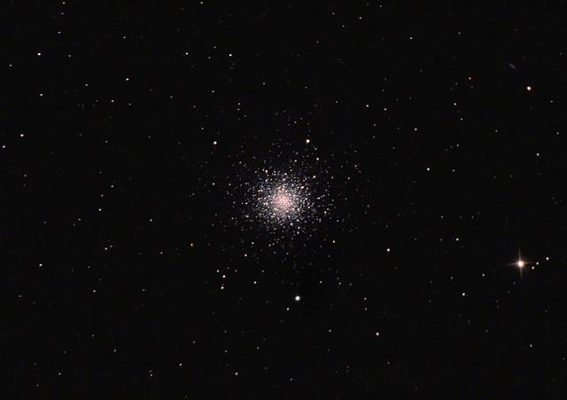 M3 in Canes Venatici 26 May 2012