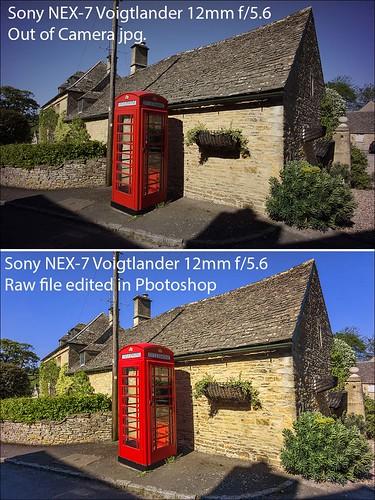 Sony NEX-7 Voigtlander 12mm f/5.6