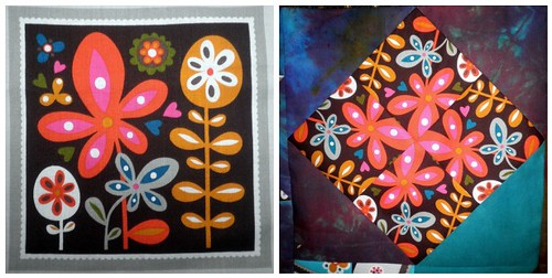 Block 1 - Original Design then to Kaleidoscope