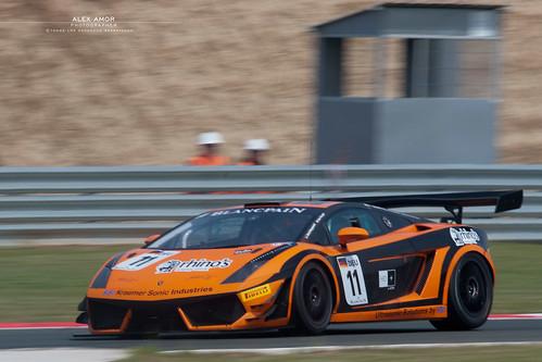 Campeonato del Mundo GT1 Navarra