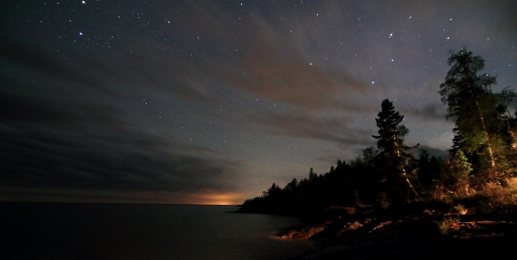 North Shore Stars photo - Lutsen, MN