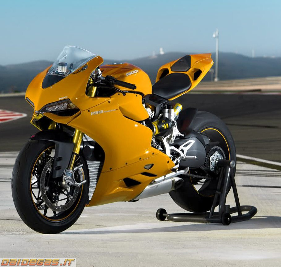 Ducati 1199 Panigale S Scottish Ducati Club Limited Edition