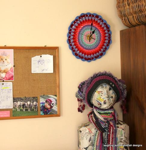 Granny Clock
