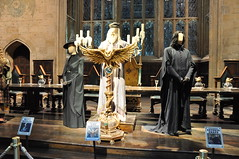 McGonagall, Dumbledore and Snape's costumes
