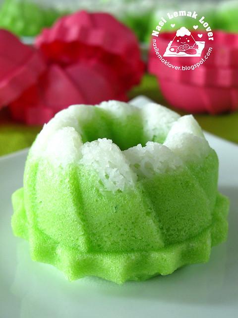 Easy Pandan Sponge Cake Recipe