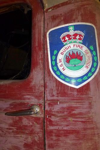 Bush Fire Brigade, NSW, Australia