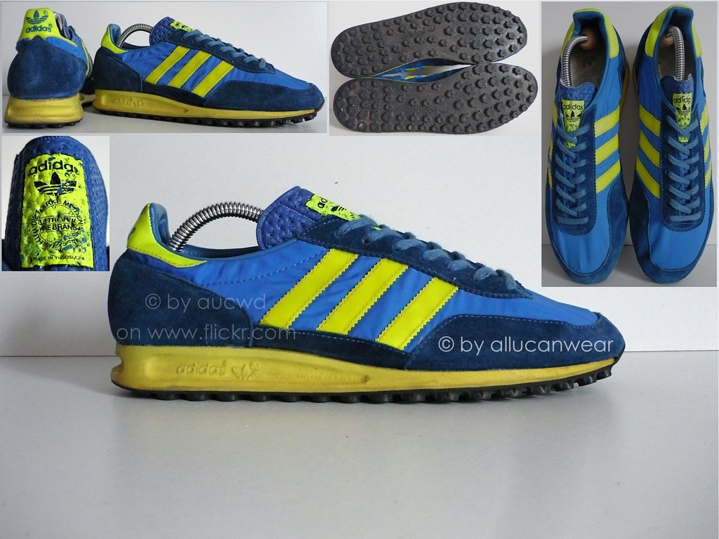 02a28f122aec7f ... 70`S   80`S VINTAGE ADIDAS TRX SHOES   TRAINERS
