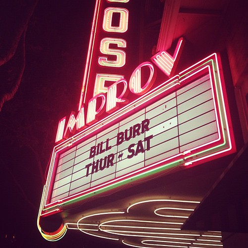 Looking forward to Bill Burr #billburr #comedy #improv #sanjoseumprov #standup #comedian #burr