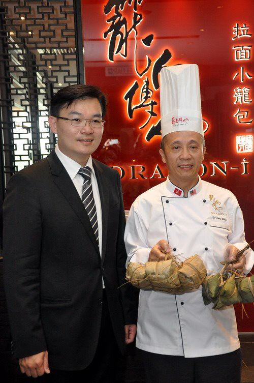 boss and chef