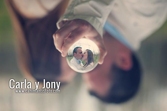 Carla y Jony