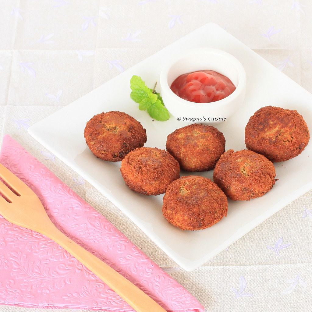 Picture of Kerala Fish Cutlets