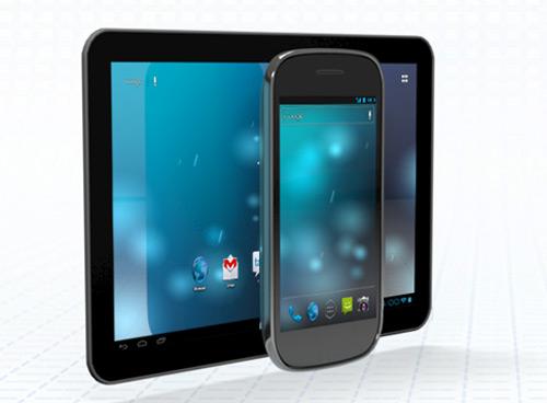 Nexus Tablet llegaría con el Google I/O 2012