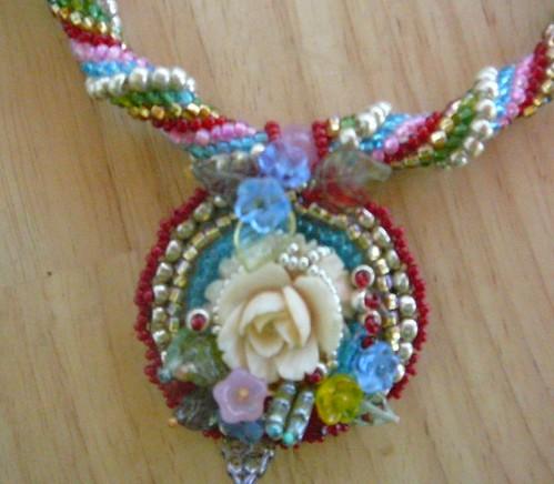 The Rose Pendant