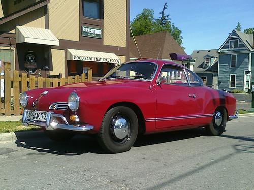 196x Volkswagen Karmann Ghia