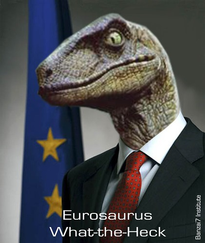 EUROSAURUS by Colonel Flick