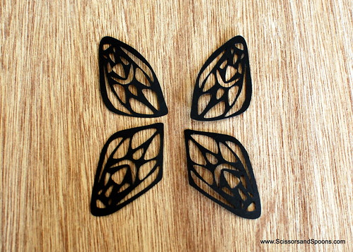 DIY Paper & Tape Butterflies