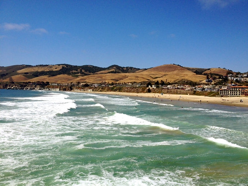 Pismo beach, California 2012
