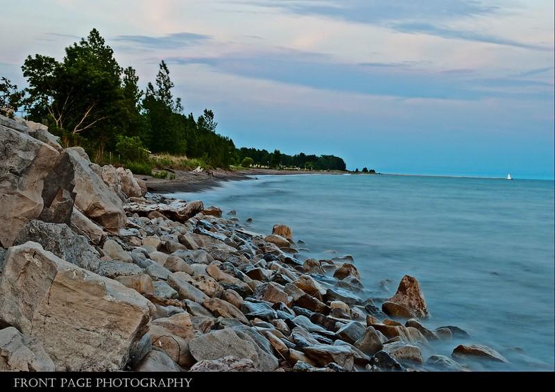 Erieau Stone Dyke