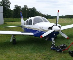 Piper PA-28R-201 Arrow III 1978 D-EKAO v