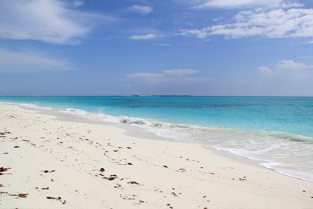 Tar Bay. Exuma, Bahamas