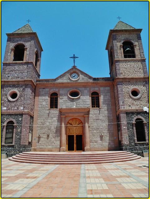 Catedral Nuestra Señora de la Paz,La Paz,Baja California Sur,México