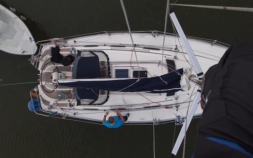 above sailboat pen olympus mast senja epl1