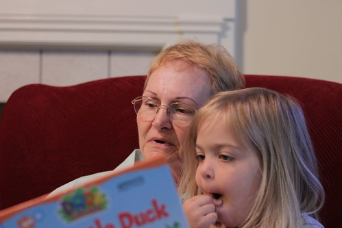 Reading with Nana Great