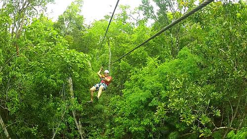 El zoo de especies de la Riviera Maya y el almuerzo en Aktunchen