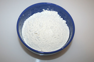 02 - Zutat Dinkelmehl Typ 630 / Ingredient spelt flour