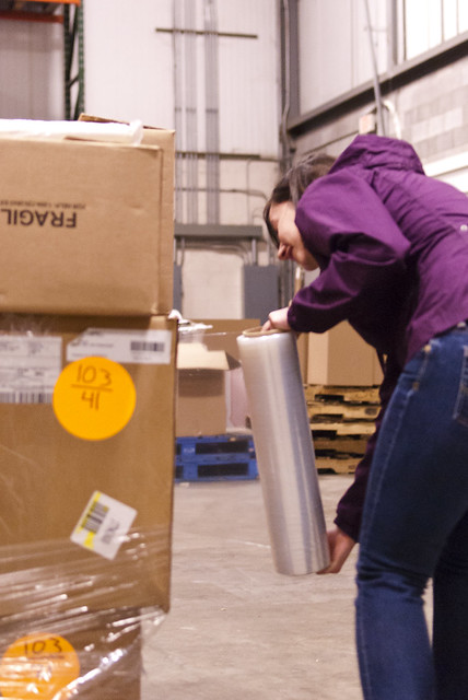 Regional Food Bank Of Oklahoma Delivery Pellets