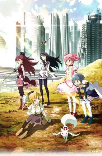 120702(1) - 劇場版《魔法少女小圓》前篇(首部曲)之宣傳海報正式出爐!