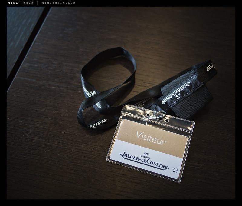 Jaeger-LeCoultre Factory Visit