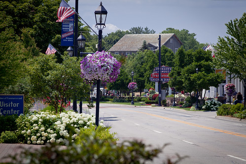 A Look Down Frankenmuth by KarrieChantel