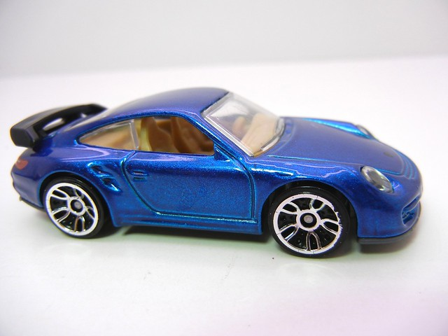 hot wheels porsche 911 gt2 blue 2 flickr photo sharing. Black Bedroom Furniture Sets. Home Design Ideas