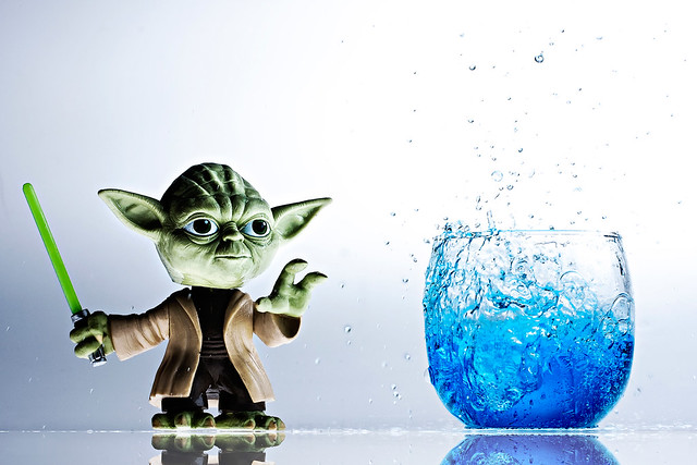 Yoda - Talyn Sherer
