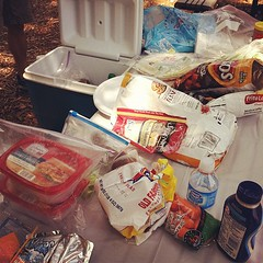 #lunch on the road #photoadayjuly